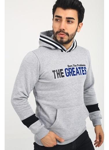 Oksit Sweatshirt Gri